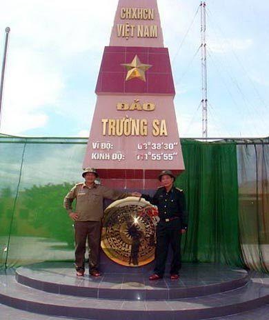 """越南侵占我南沙 中国保持""""低调""""的两个原因"""