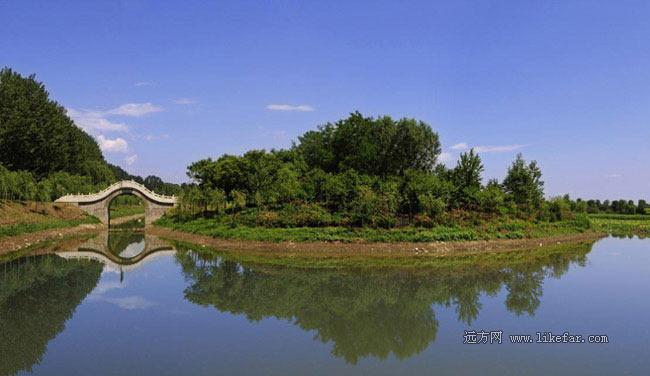 顺义汉石桥湿地