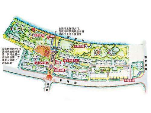 上海倒覆楼房小区景观设计草案公布(图)