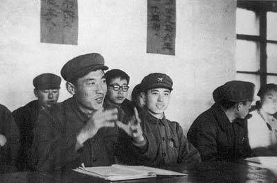 影响中国知青历史命运的三封信(图)