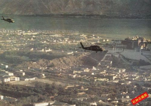 """美国""""黑鹰""""直升机在中国服役的秘闻(组图)"""