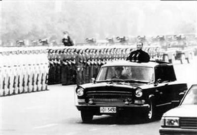 三位检察官的国庆阅兵式及群众游行记忆