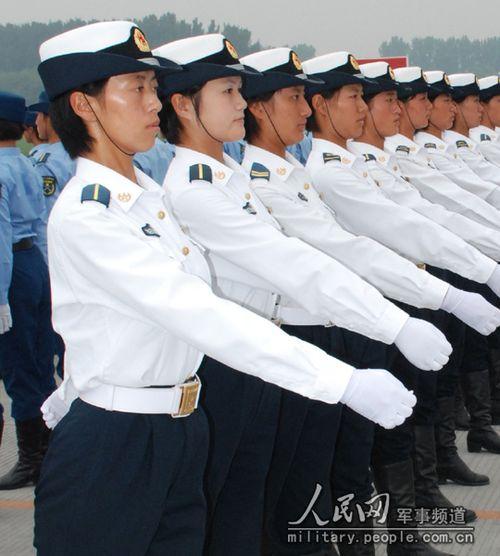 استعراض وقيافة الجيش الصيني تعال