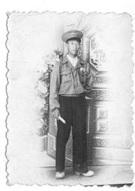 亲历者回忆1950年阅兵:战士们腿都走肿了(组图)