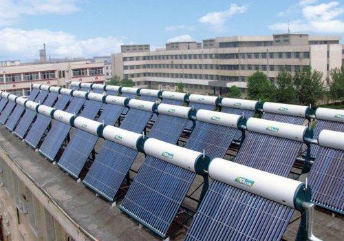 中国太阳能产业规模全球最大
