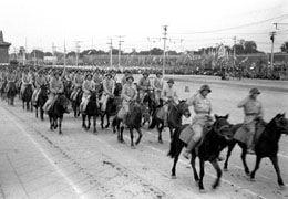 1949年开国大典阅兵(组图)