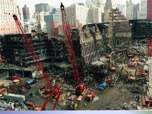 美国史上最恐怖的事件(9.11事件8周年) - 小平 - 快乐无处不在,写日志是我最快乐之事