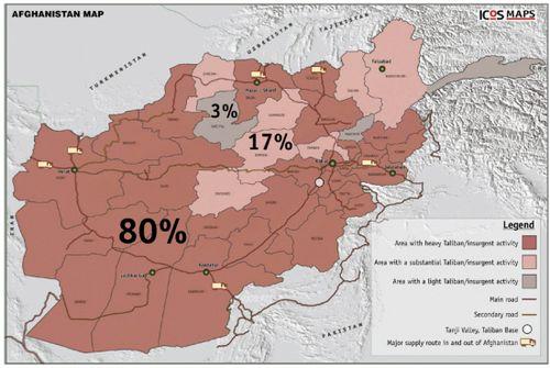 警告:塔利班势力渗透阿富汗全境_滚动新闻