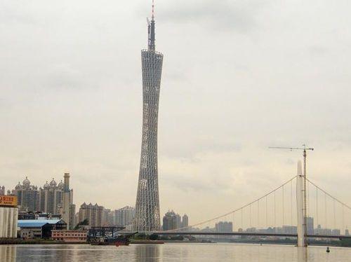 广州世界最高电视观光塔10万元全球征名(图)