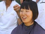 阅兵村内有独立女兵生活训练区被戏称熊猫村