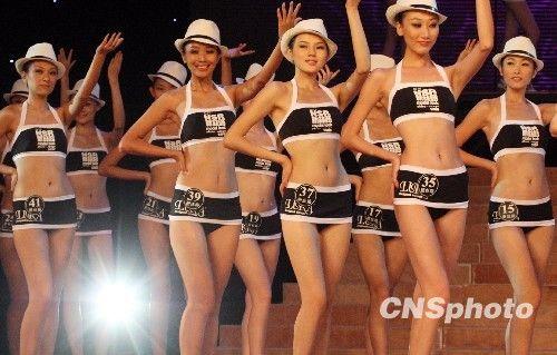 19岁浙江姑娘获新丝路中国模特大赛冠军(图)
