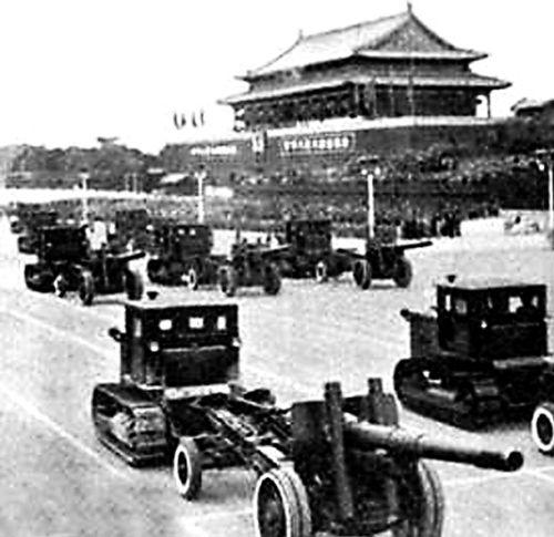 50年代阅兵亮点_滚动新闻_新闻_腾讯网