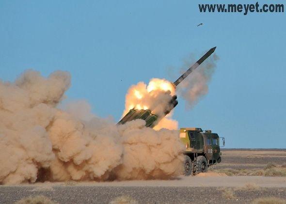300毫米远程火箭炮_PHL03300毫米远程火箭炮