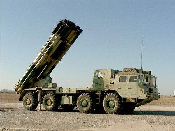 远程火箭炮图片_中国军方公开新型远程火箭炮群发射画面