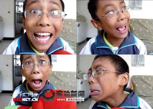 """""""近日,一段题为《逯爱岩:超级模仿秀》的视频在优酷网发布后,在短短3图片"""