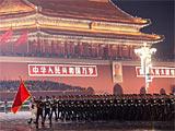 组图:阅兵装备抢先看!实拍阅兵彩排预演