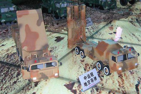 美称中国部署HQ-9地空导弹应对北约驻阿军力