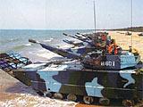 海军陆战队军中装备最佳 一辆步战价值千万