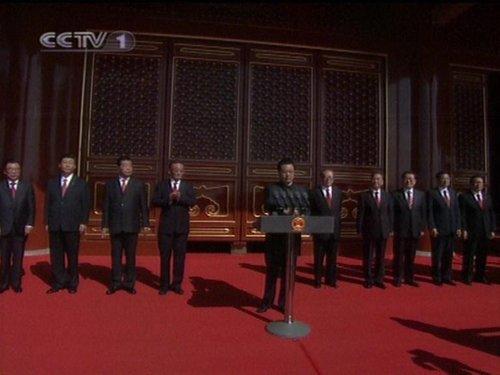 组图:胡锦涛发表重要讲话