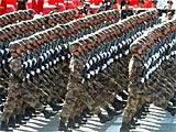 组图:徒步04陆军特种兵
