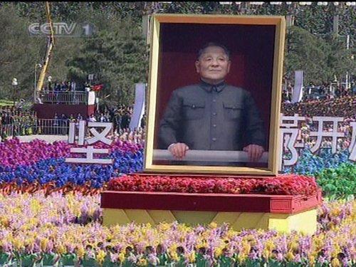 新中国成立60周年大阅兵图 - 风儿 - 风儿的博客