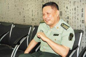 马骏大校:很多装备已经达到世界军事强国水平