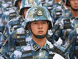组图:徒步07海军陆战队