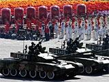 组图:车辆01 99主战坦克方队