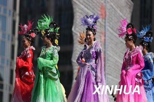 图文 江淮和畅 安徽 方阵高清图片