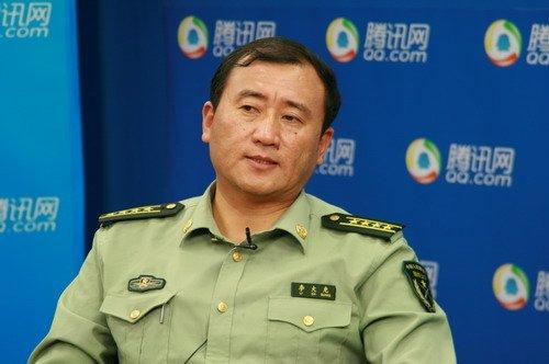李大光教授做客腾讯