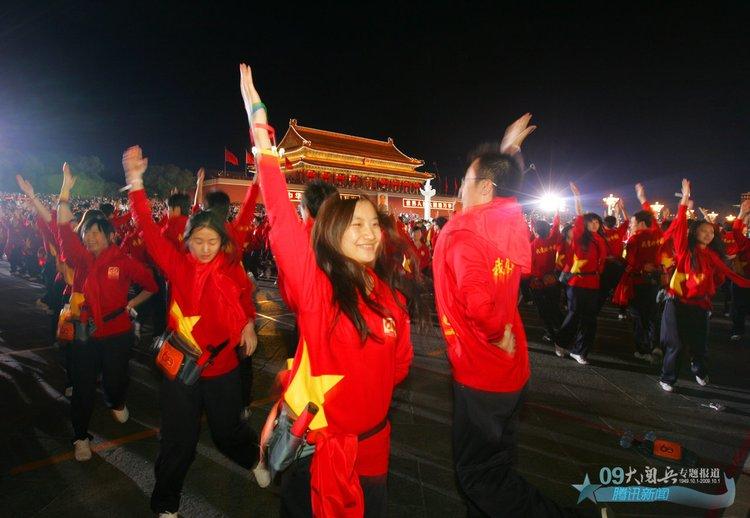 中国人的骄傲国庆阅兵!! - 意大利铁匠 - 分享劲爽节奏--XINBO21
