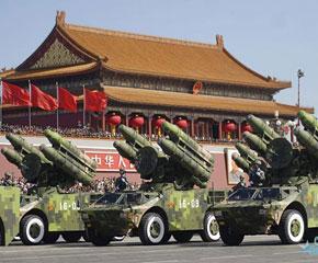 高清图:国庆60年大阅兵之装备方队图片精选