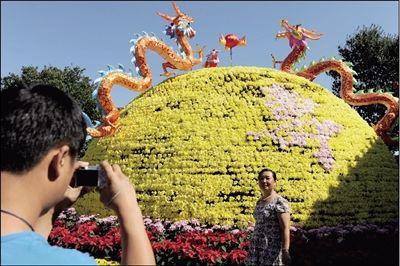 北京黄金周节日旅游进账近54亿元