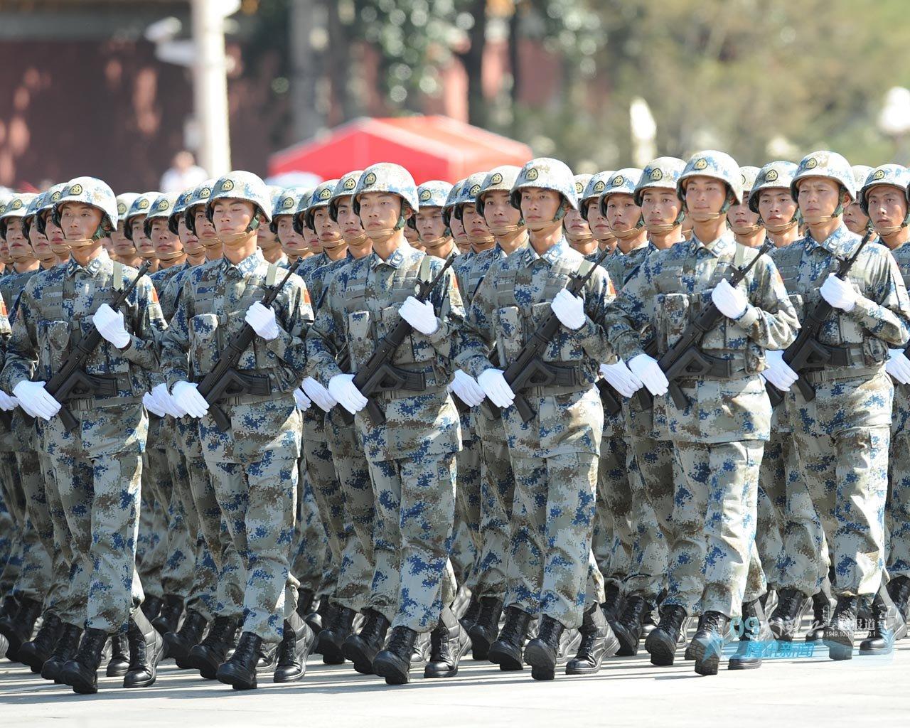 2009中国国庆大阅兵_媒体称中国今年将举行大阅兵揭秘背后政治考
