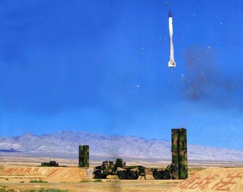 俄担心中国HQ-9导弹取代俄S-300进入伊朗(图)