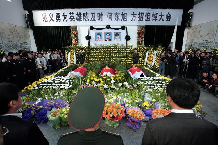 [原创]七律.和雅姿天使《叹长江大学舍己救人之三学子》 - 碧赟 - 碧赟的博客