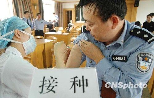苏州全面启动甲型H1N1流感疫苗接种