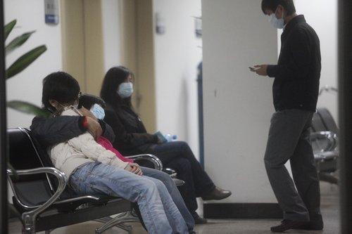 北航校医院正常门诊改为集中门诊应对流感
