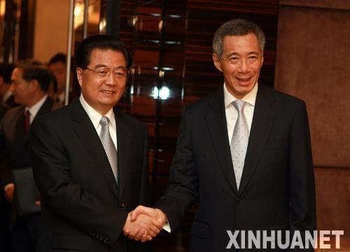中国胡主席主动要求访马六甲发出重大信号! - xqhhyd88 - 深度男人