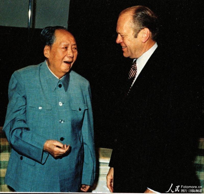 历届美国总统访华老照片 lu 126的日志