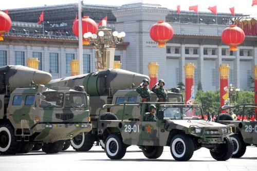 印称中国DF21导弹可灭任何航母 弥补海上劣势