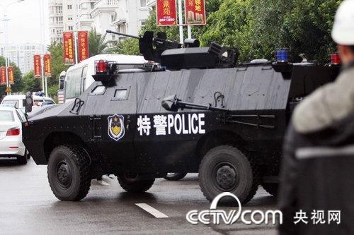 浙江温州出动大批警力解救4名人质