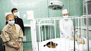 乌克兰出现超级流感 死者肺部像烧焦一样