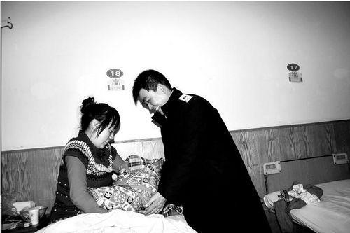 列车为临产孕妇急停1分钟 出生孩子取名铁生