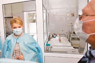 世卫组织检测显示:乌克兰流感病毒没变种