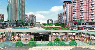 港府公布新界东北发展蓝图 将打造13万人新市镇