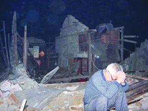古稀老人房屋被偷拆 奔走一年未查清拆迁人