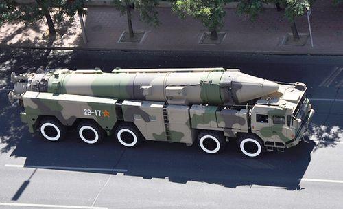 美媒:中国反舰弹道导弹项目进入接近实战阶段