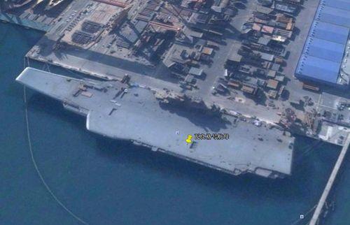 日本猜测:中国国产航母与瓦良格号级别相同