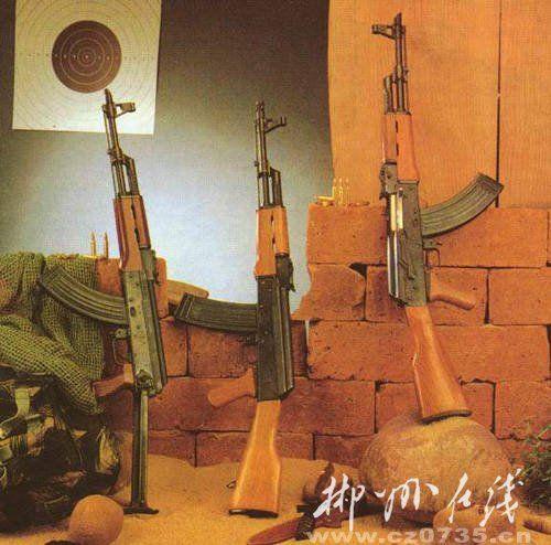 美媒:巴基斯坦复制中国自动步枪遭俄方指责